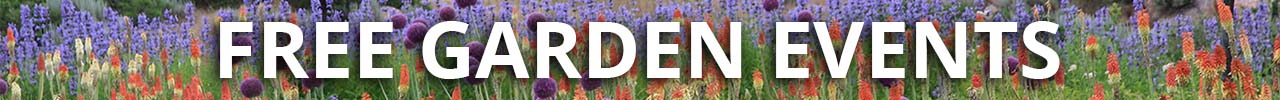 Free Red Butte Garden Events