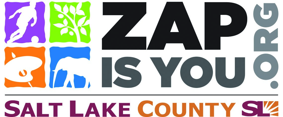Zoo, Arts and Parks Program logo